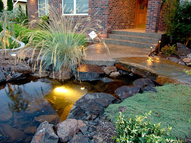 Outdoor / Landscape Lighting Design & Installation in ...