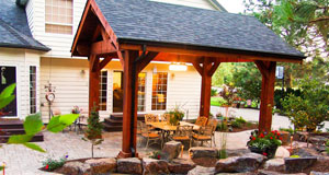 Backyard Pavilion Designs backyard pavilion designs poolside luxury Covered Patio Design Construction In Spokane Coeur Dalene